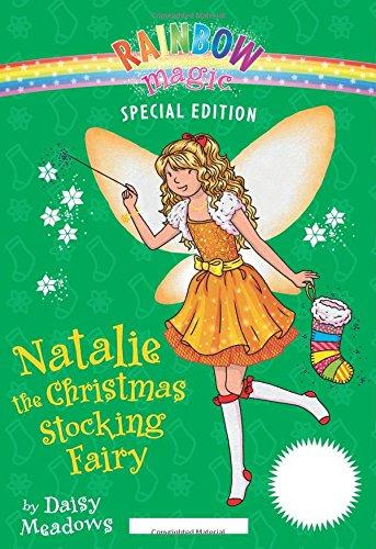 9780545605403: Natalie the Christmas Stocking Fairy (Rainbow Magic Special Edition)