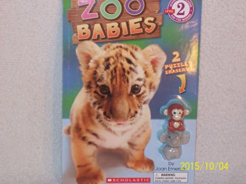 9780545607773: Scholastic Reader Level 2, ZOO BABIES by Joan Emerson isbn 9780545607773