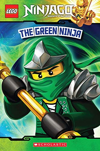 9780545607988: The Green Ninja