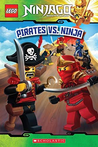 9780545608008: Pirates vs. Ninja (LEGO Ninjago: Reader)