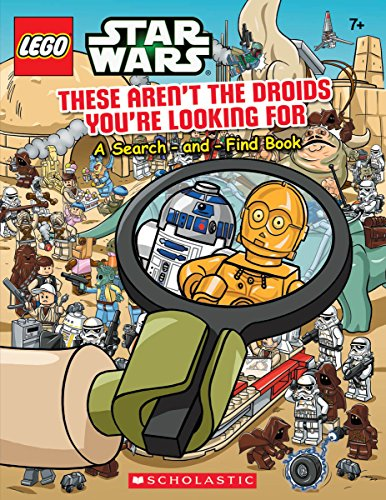 9780545608046: LEGO Star Wars: These Aren't the Droids You're Looking For