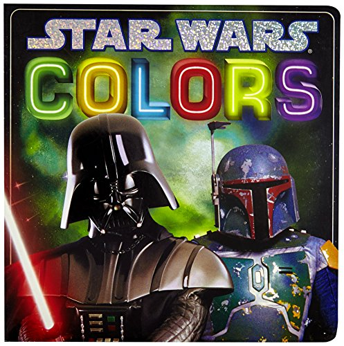 9780545609197: Star Wars: Colors (Star Wars Board Books)