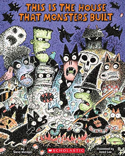 This Is the House That Monsters Built: Steve Metzger