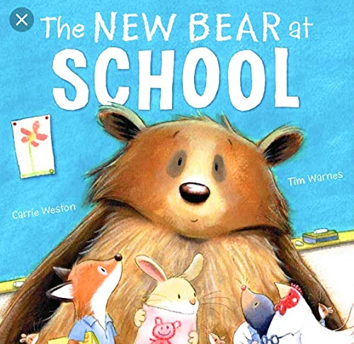 9780545611169: The New Bear at School