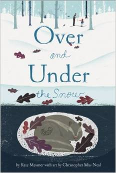 9780545611534: Over and Under the Snow