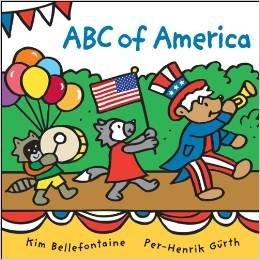 9780545619783: ABC of America