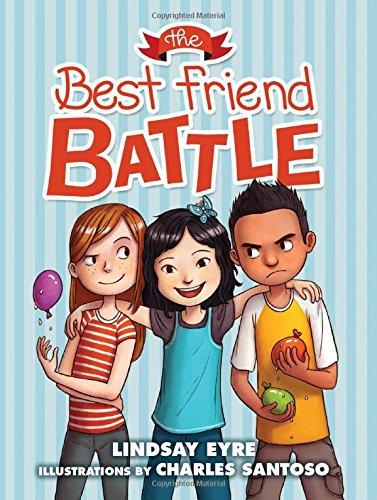 9780545620277: The Best Friend Battle (Sylvie Scruggs, Book 1)