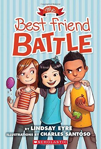 9780545620284: The Best Friend Battle (Sylvie Scruggs, Book 1)