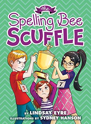 9780545620314: The Spelling Bee Scuffle (Sylvie Scruggs)