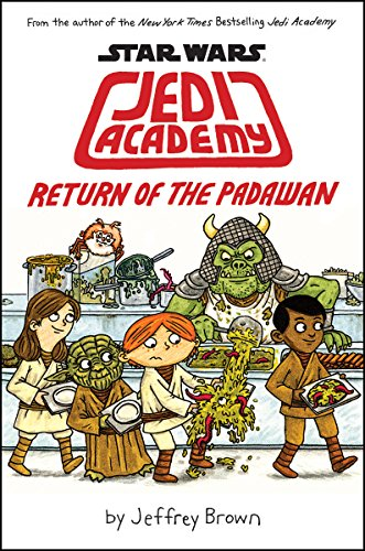 9780545621250: Star Wars: Jedi Academy, Return of the Padawan (Book 2)