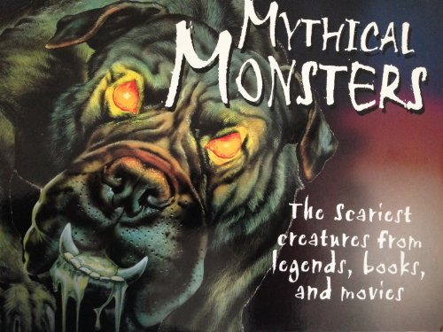 9780545622790: Mythical Monsters