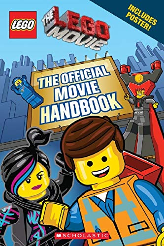 9780545624626: The Lego Movie: The Official Movie Handbook [With Poster] (Lego: the Lego Movie)