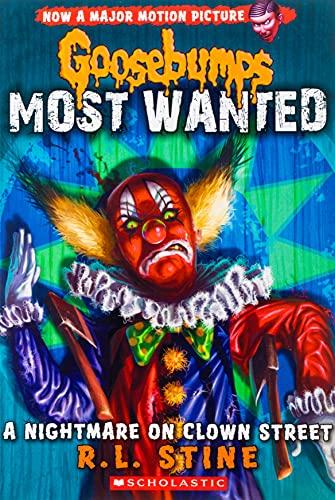 9780545627740: A Nightmare on Clown Street