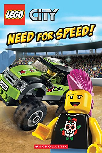 9780545629003: LEGO City: Need for Speed!