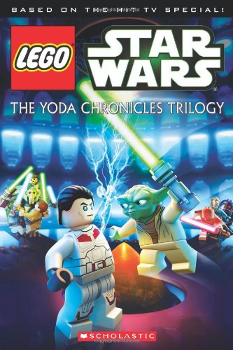 9780545629010: Lego Star Wars: The Yoda Chronicles Trilogy (Lego Star Wars Chapter Books)
