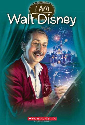 9780545629188: I Am #11: Walt Disney