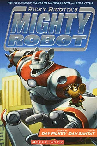 9780545630092: Ricky Ricotta's Mighty Robot (Book 1)