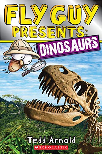 Fly Guy Presents: Dinosaurs: Arnold, Tedd