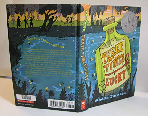 9780545632584: Three Times Lucky (Newbery Honor Book)