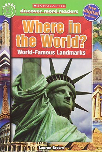 9780545636391: Scholastic Discover More Reader Level 3: Where in the World? (Scholastic Discover More Readers)