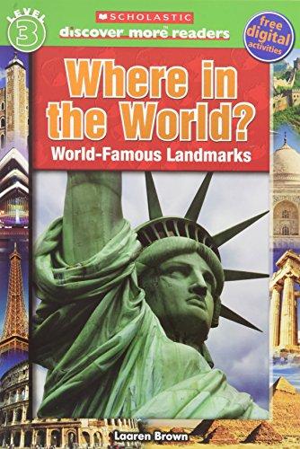 9780545636391: Where in the World?: World-Famous Landmarks