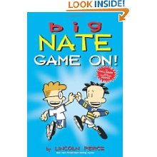 9780545638623: Big Nate Game On!