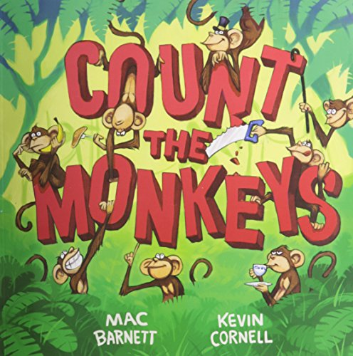 9780545641487: Count The Monkeys