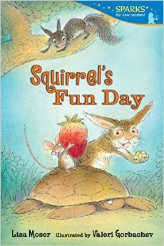 9780545641999: Squirrel's Fun Day