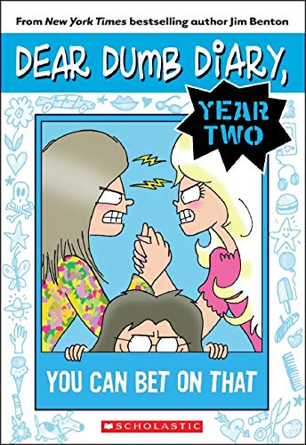 9780545642576: Dear Dumb Diary Year Two #5: You Can Bet on That