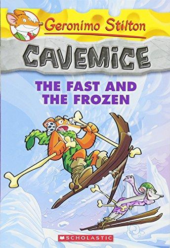 9780545642910: Geronimo Stilton Cavemice #4: The Fast and the Frozen