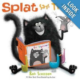 9780545643863: Splat Says Thank You!