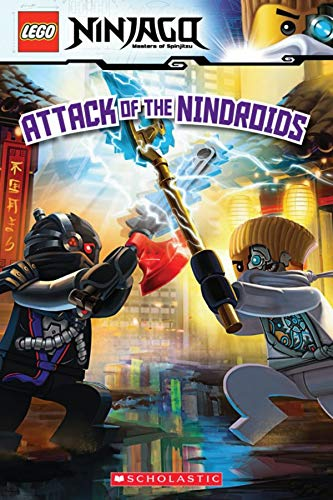 9780545643900: Attack of the Nindroids