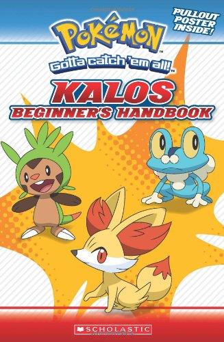9780545643962: Pokemon: Kalos Beginner's Handbook
