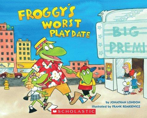 9780545644648: Froggy's Worst Playdate