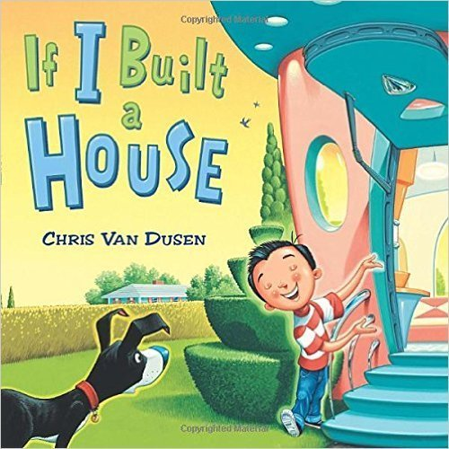 9780545644655: If I Built a House