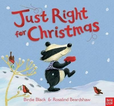 9780545644686: [Just Right for Christmas] (By: Birdie Black) [published: October, 2012]