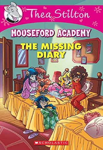 9780545645331: The Missing Diary