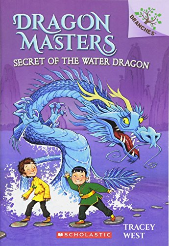 9780545646284: Secret of the Water Dragon