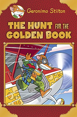 9780545646499: Geronimo Stilton Special Edition: The Hunt for the Golden Book