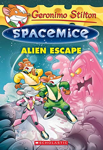 9780545646505: Alien Escape (Geronimo Stilton Spacemice)