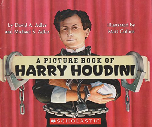 9780545646758: A picture book o Harry Houdini
