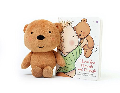 9780545647922: I Love You Through and Through: Board Book and Plush