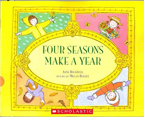 9780545648714: Four Seasons Make a Year