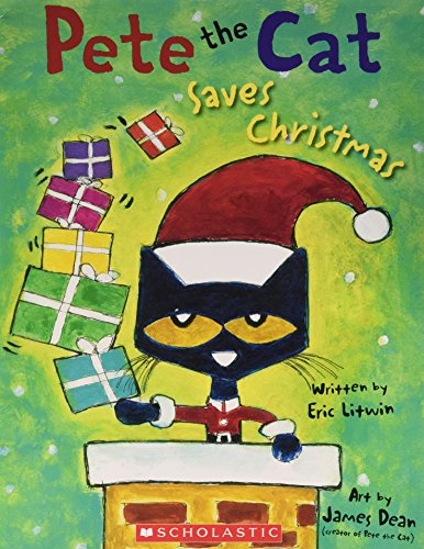 9780545649131: Pete the Cat Saves Christmas