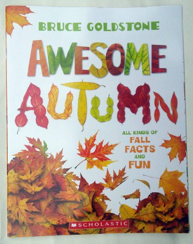 9780545649339: Awesome Autumn