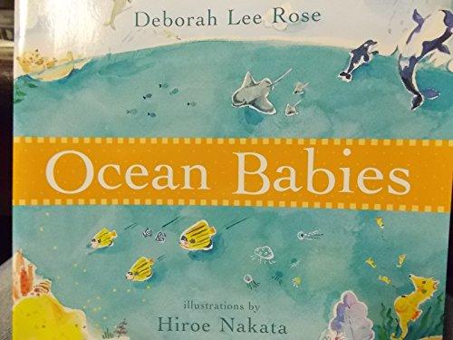 9780545651103: Ocean Babies