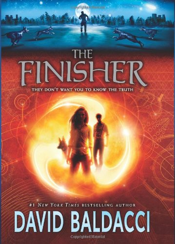 9780545652209: The Finisher (Vega Jane, Book 1)