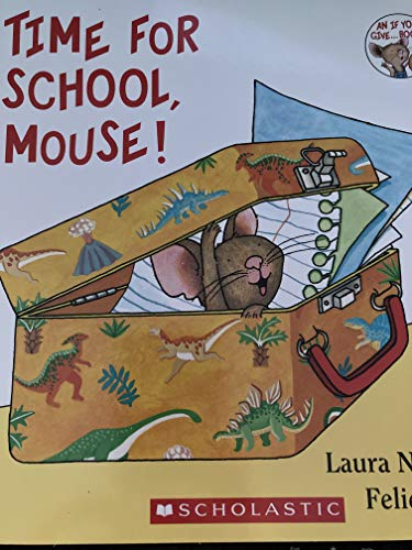 9780545655408: Time for School, Mouse!