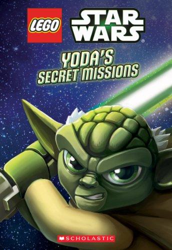 9780545657006: Lego Star Wars: Yoda's Secret Missions (Chapter Book #1) (Lego Star Wars Chapter Books)