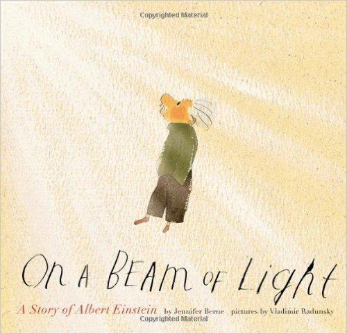 9780545657051: On a Beam of Light (A Story of Albert Einstein)